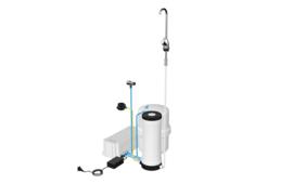 Aqua-Core C25RM osmosetoestel met pomp met tapkraan nr 1