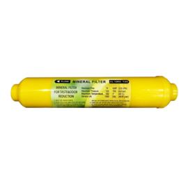 "Mineraal filter  inline waterfilter 2 x 1/4"""