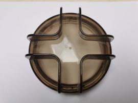 Transparant deksel voor zandfilterpomp 6m³