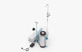 Aqua-Core C25RPM osmosetoestel met pomp met tapkraan nr 1
