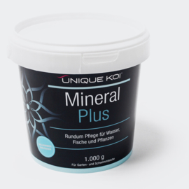 Unique Koi Mineral Plus 1000gr