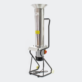 Broyeur de fruits RVS moulin presse à fruits 1100W 2800 rpm
