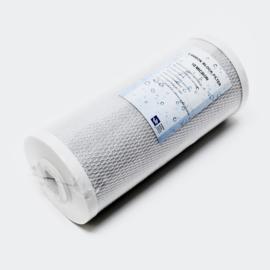 "Filterpatroon actieve kool 10 micron 10""(254mm) 113mm"
