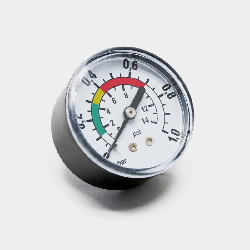 Reserveonderdeel manometer zandfiltersysteem