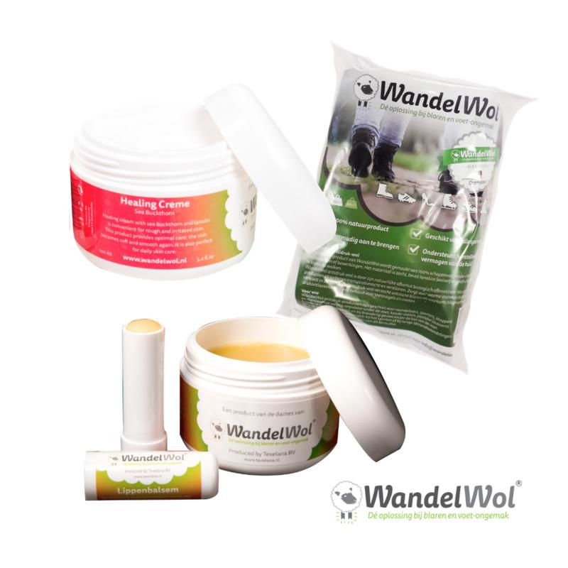 WandelWol Lanoline Set + 20 gram WandelWol