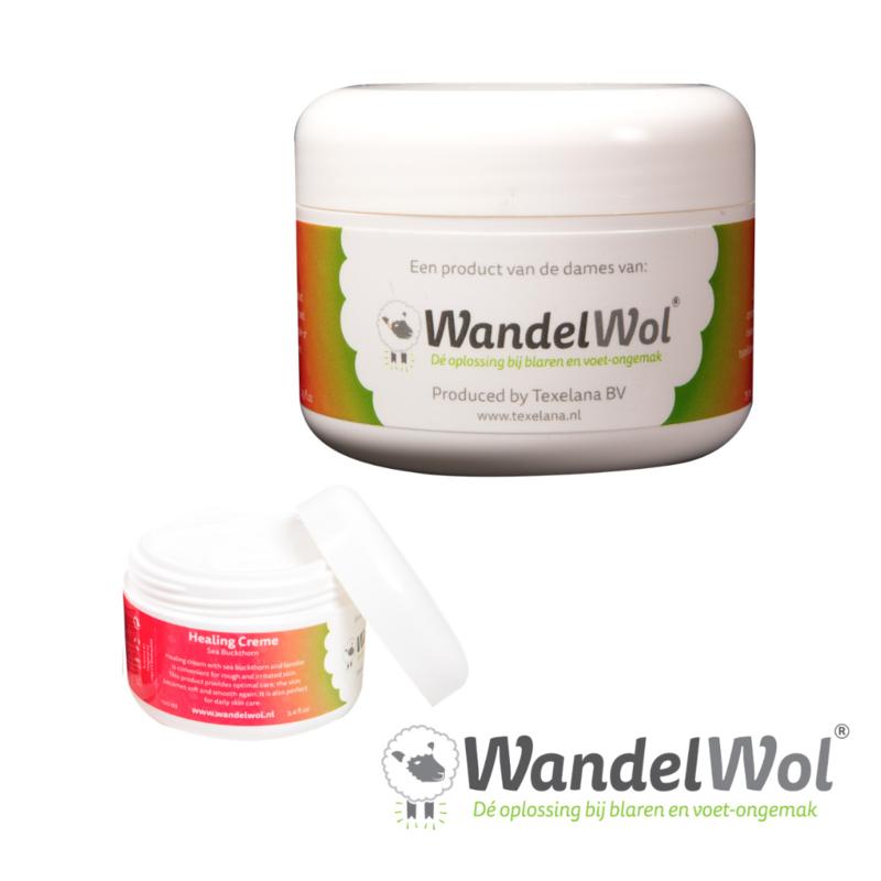 WandelWol Helende creme 100 ml