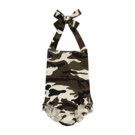 Baby Strandpakje Camouflage