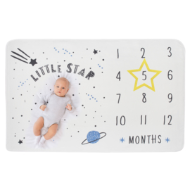 Milestone Blanket Little Star