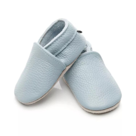Baby sloffen blauw