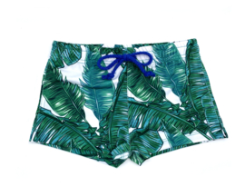 Swimming trunks Leaves  size 62 /68