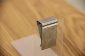 Houder voor rand 1/10 mm, RAND002, hangend kaartje