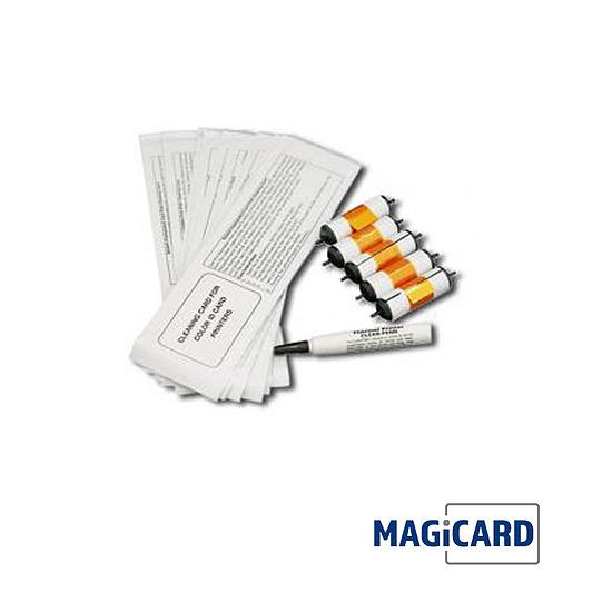 Reinigingsset voor Magicard Rio 2E, 3E en Pro printers