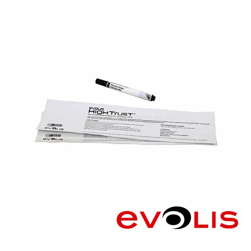 Evolis Edikio Access Reinigungsset (5 T-cards, 1 Stift)
