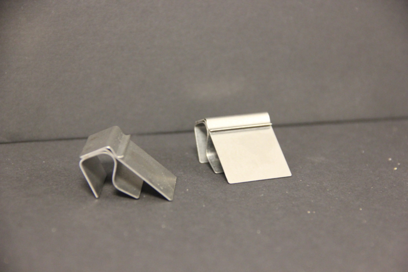 Broodrek houder type BR006 (8/10 mm)