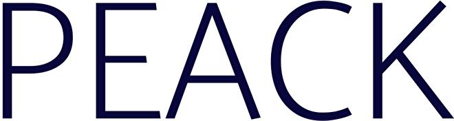 Logo peack interior, peak interieur, prijskaarsysteem.nl