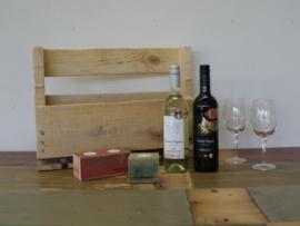 Het wijnrek pakket