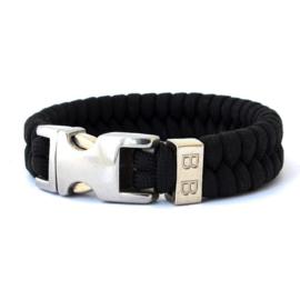 Armband Black Viper Buckle
