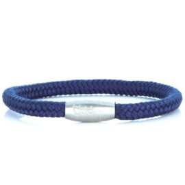Armband Steel & Rope Sailor Blue