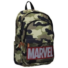 Rugzak Marvel Retro Dedication Army