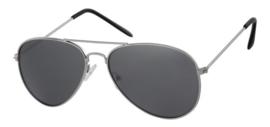 Piloten zonnebril (donker)