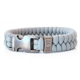 Armband Grey Viper Buckle (wat donkerder dan op de foto)