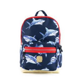 Pick & Pack Shark (navy M)