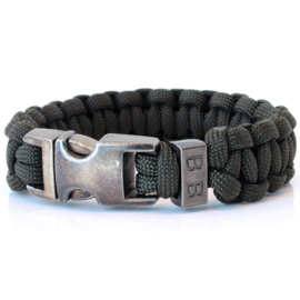 Armband Army Green Cobra Buckle