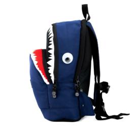 Pick & Pack Shark Shape Backpack M