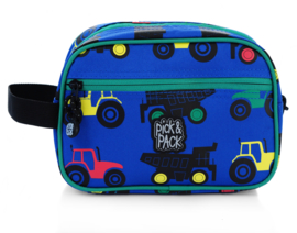 Pick & Pack toilettas Tractor