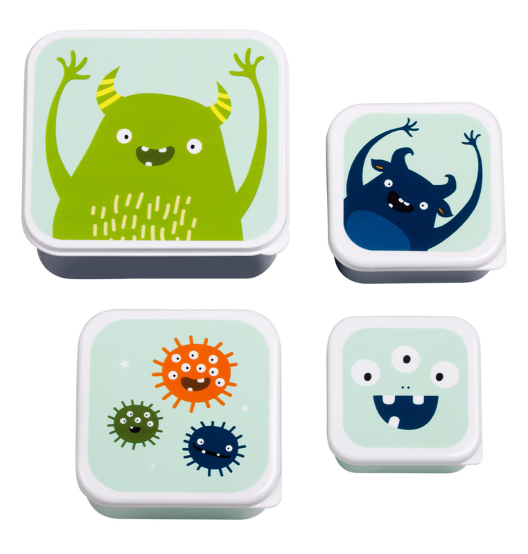 A little lovely Company: Such & Snack box Monsters