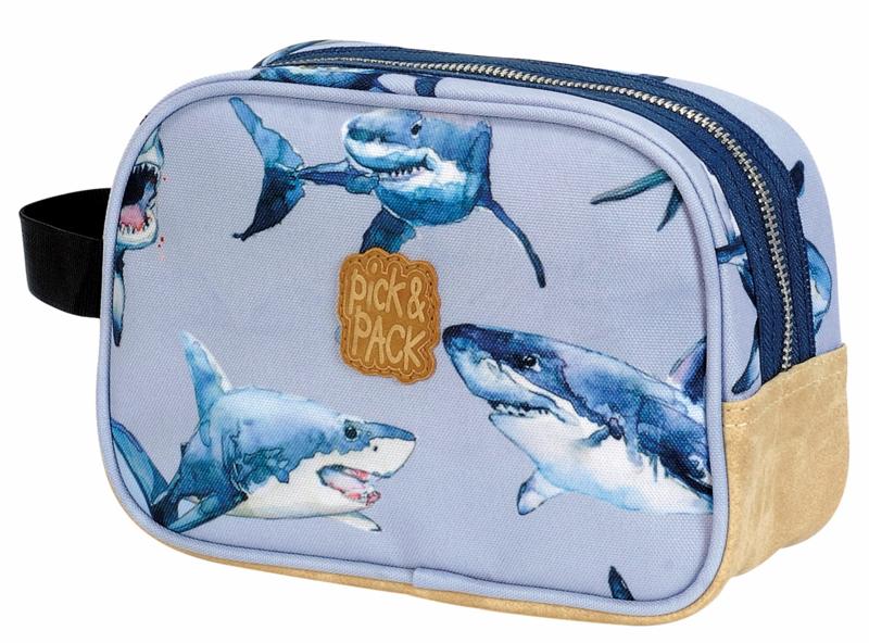 Pick & Pack toilettas Shark