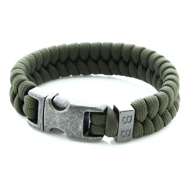 Armband Green Viper Buckle
