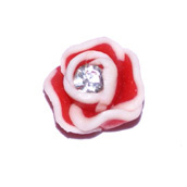Gimo 3D Jewel Red Rose