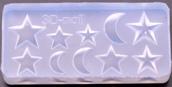 Gel Mal, 3D Star & Moon