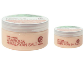 Foot Cream Bamboo& Himalayan Salt