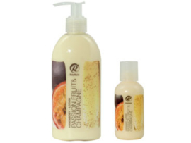 Hand & Body Lotion Passion Fruit & Champagne