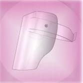 Beschermend PVC Masker