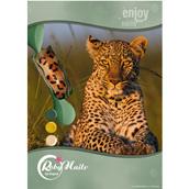 Poster Leopard Echo (50X70)