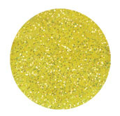 Glitter Lemon Ice