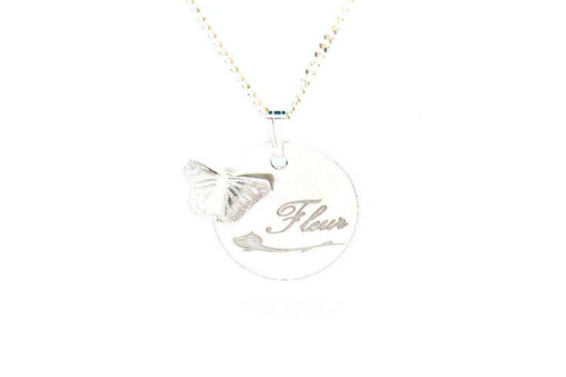 Collier Vlinder