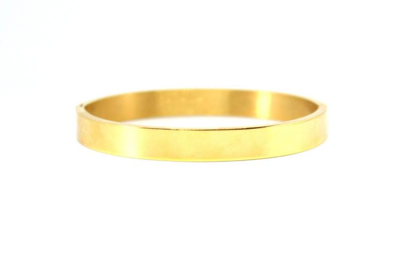 Bangle goudkleurig