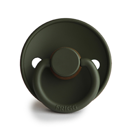 FRIGG Silicone Pacifier (olive)