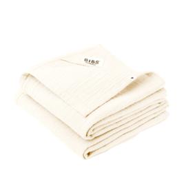 BIBS   Hydrofiele Doek Ivory 2-pack