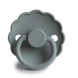 FRIGG Daisy Natural Rubber Pacifier (french gray)