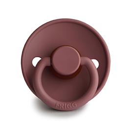 FRIGG Silicone Pacifier (woodchuck)