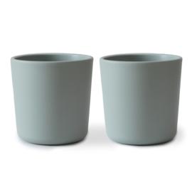 Dinnerware Cup, Set of 2 (Sage)