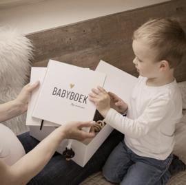 Babyboek | Mijn eerste jaar | Hart