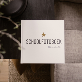 Schoolfotoboek | 12 jaren schoolfoto's