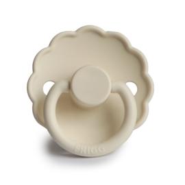 FRIGG Daisy Natural Rubber Pacifier (cream)