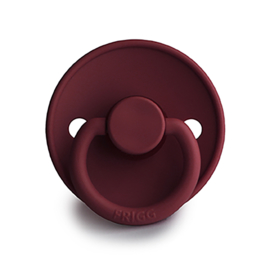 FRIGG Silicone Pacifier (cabernet)